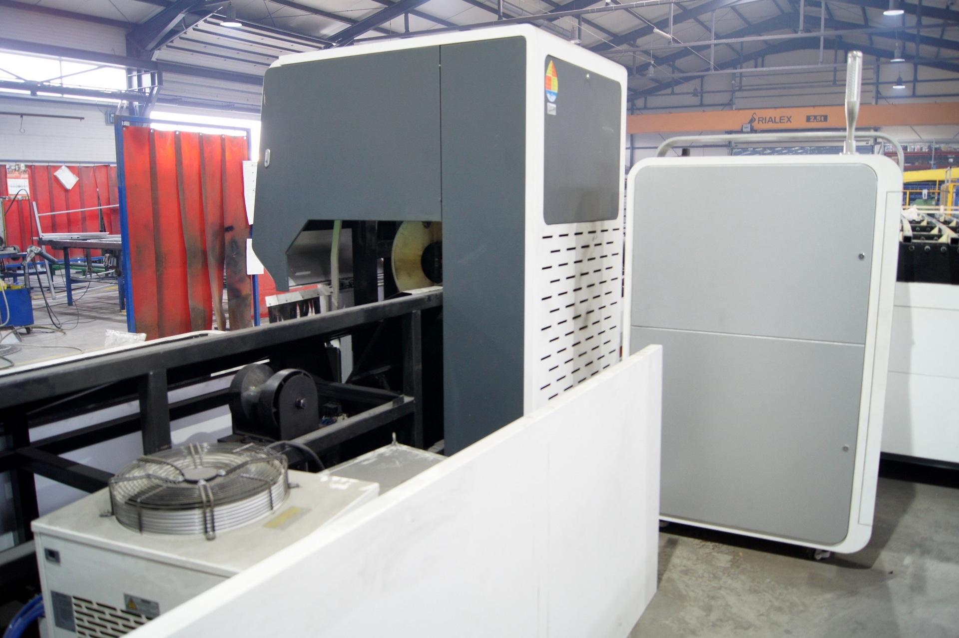 Laser per il taglio di tubi e profili BODOR T6E in vendita - foto 8