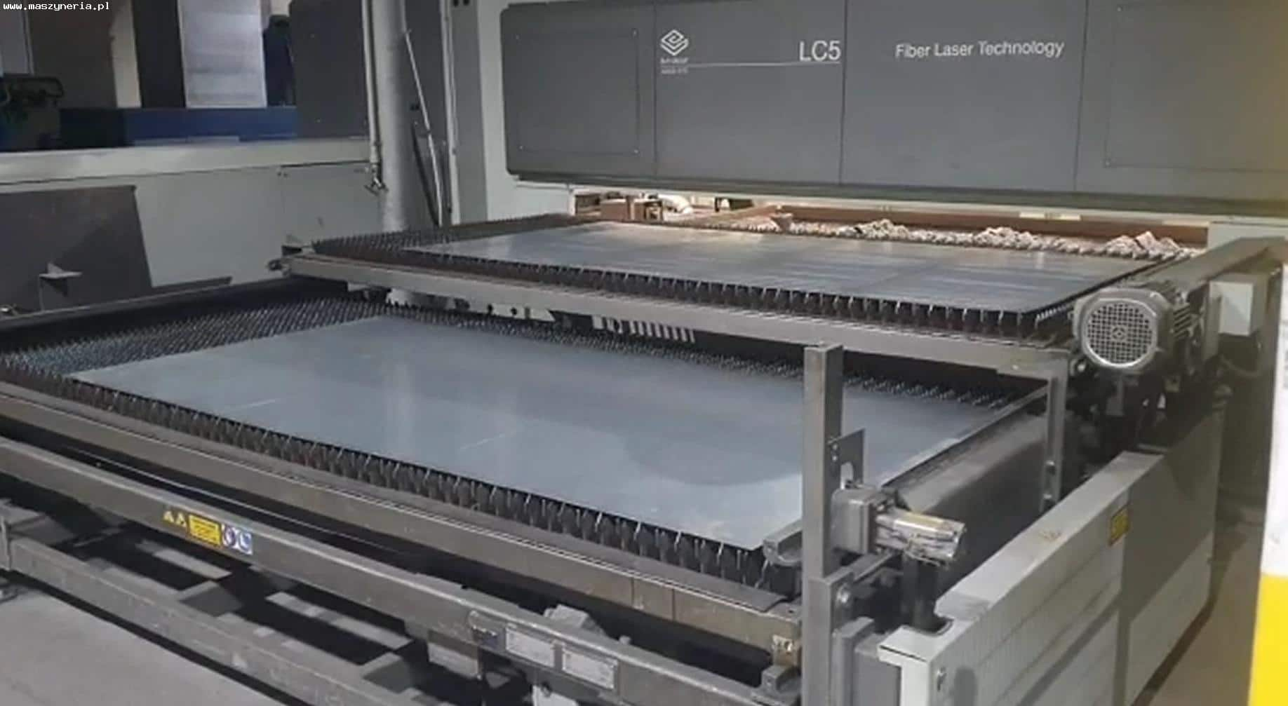Laser COMBO BLM LC5 FIBER in vendita - foto 9