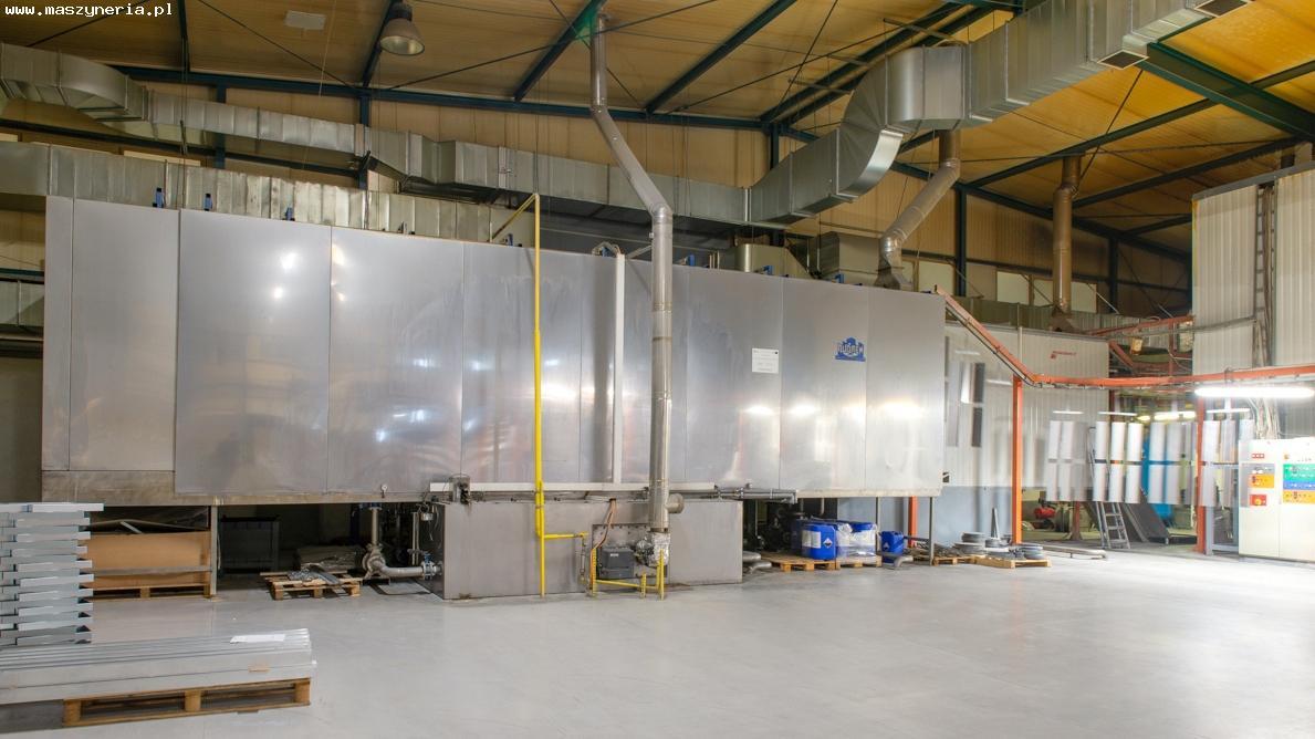 L'impianto di verniciatura a polvere MONKIEWICZ in vendita - foto 4