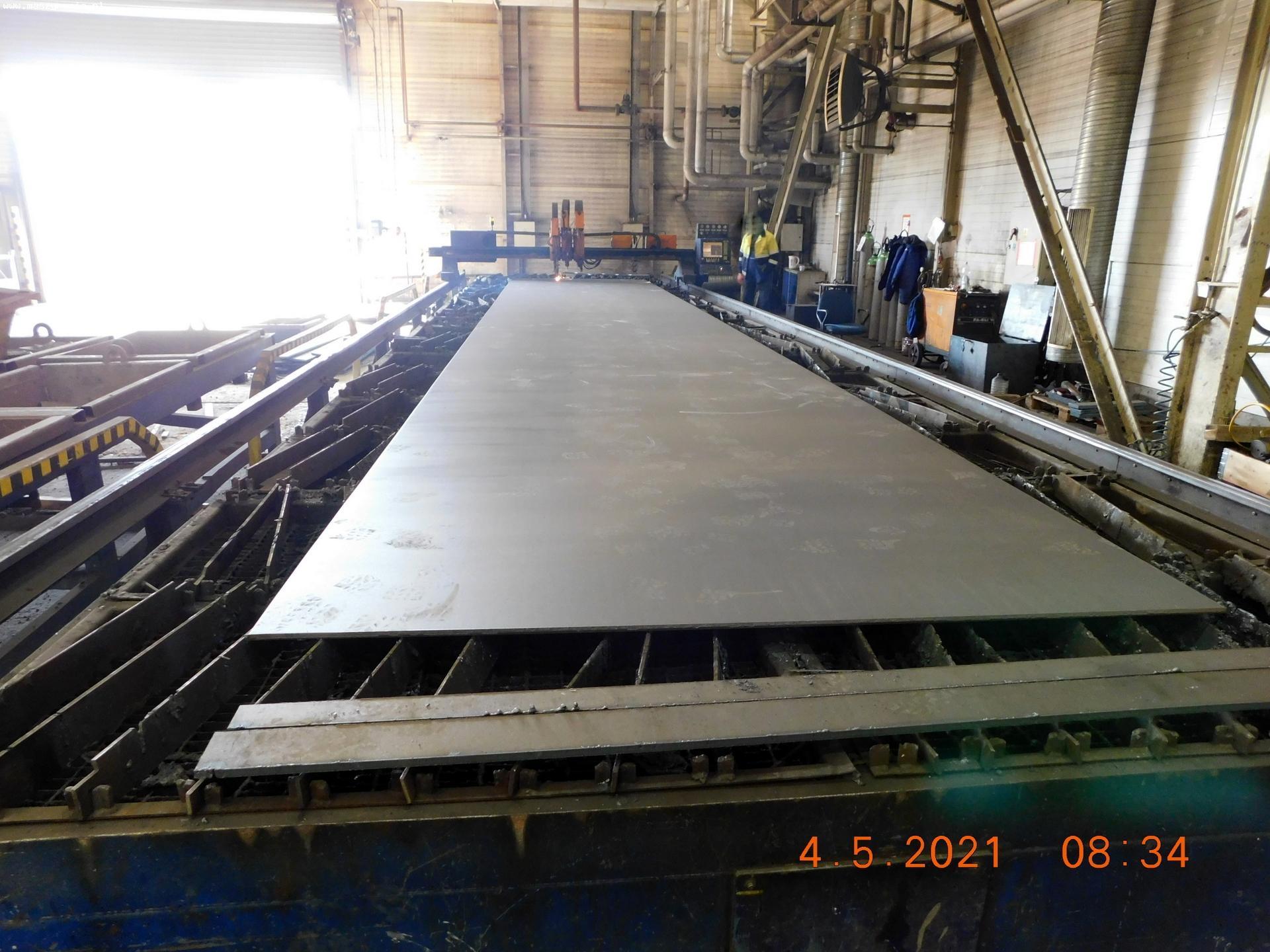 Impianto taglio plasma e ossitaglio ECKERT JANTAR 2 in vendita - foto 6