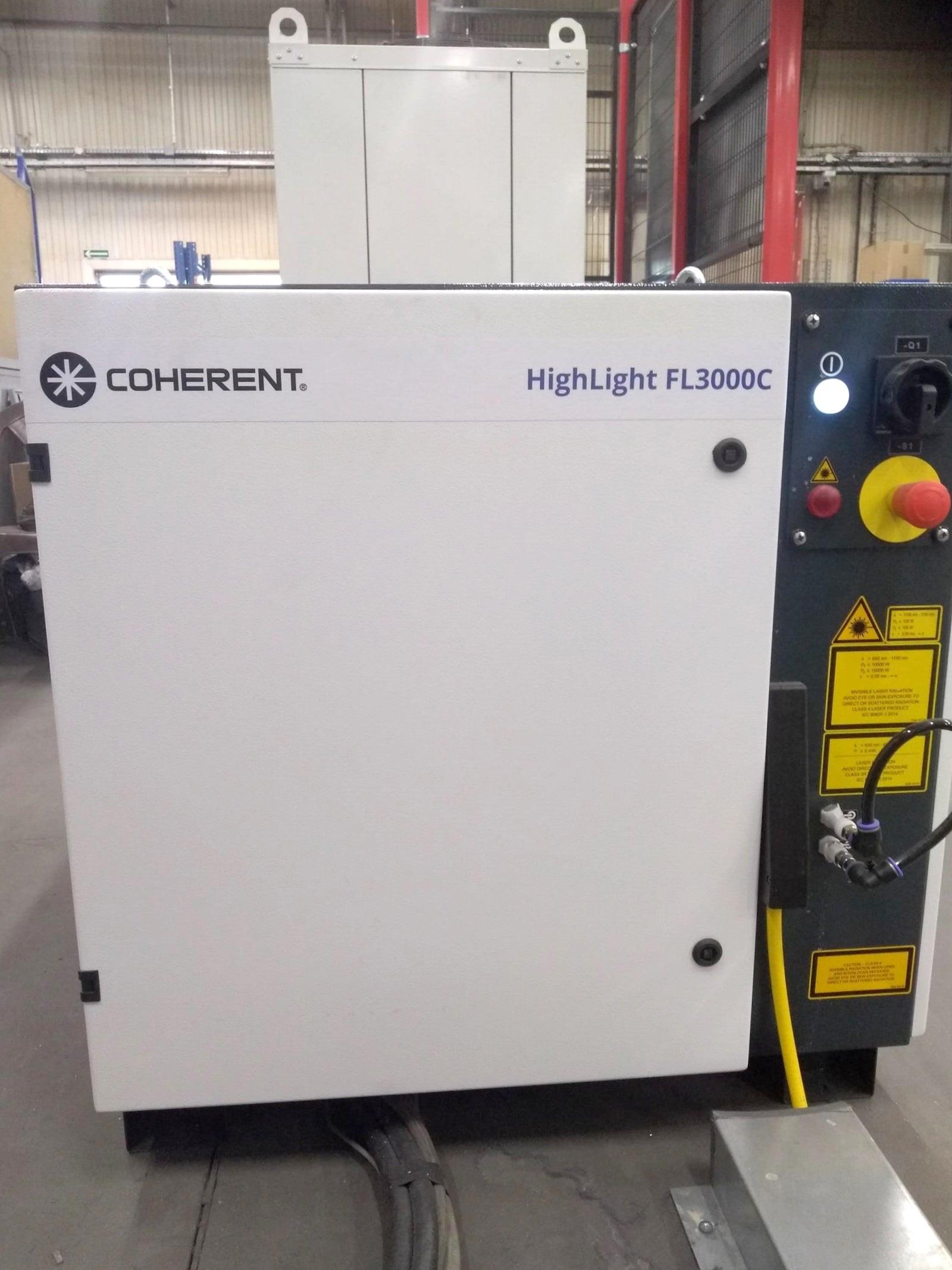 Laser a fibra LVD ELECTRA FL-3015 in vendita - foto 6