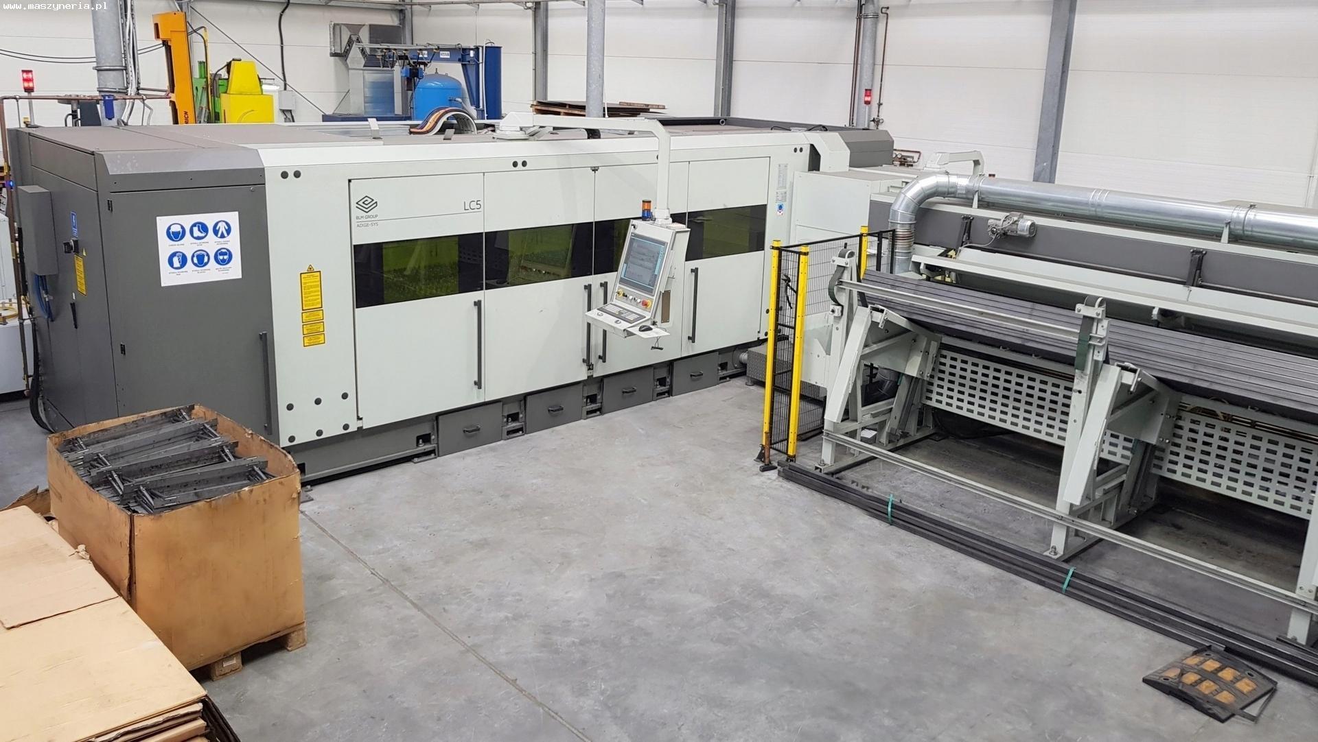 Laser COMBO BLM LC5 FIBER in vendita - foto 1