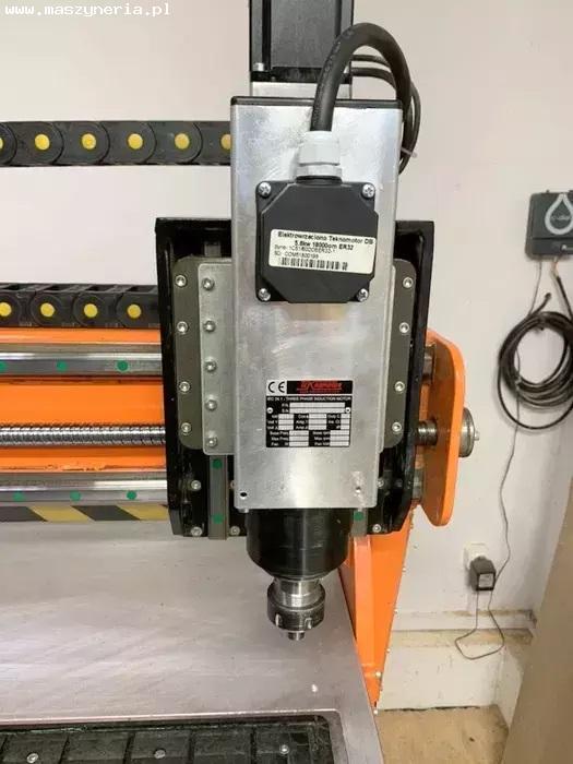 Fresatrice CNC 3D MLM Maschinenbau Luib Martin PLST in vendita - foto 4