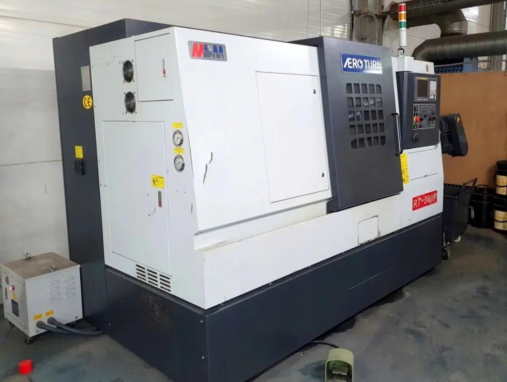 Tornio CNC MDM AERO TURN RT-280P in vendita - foto 2