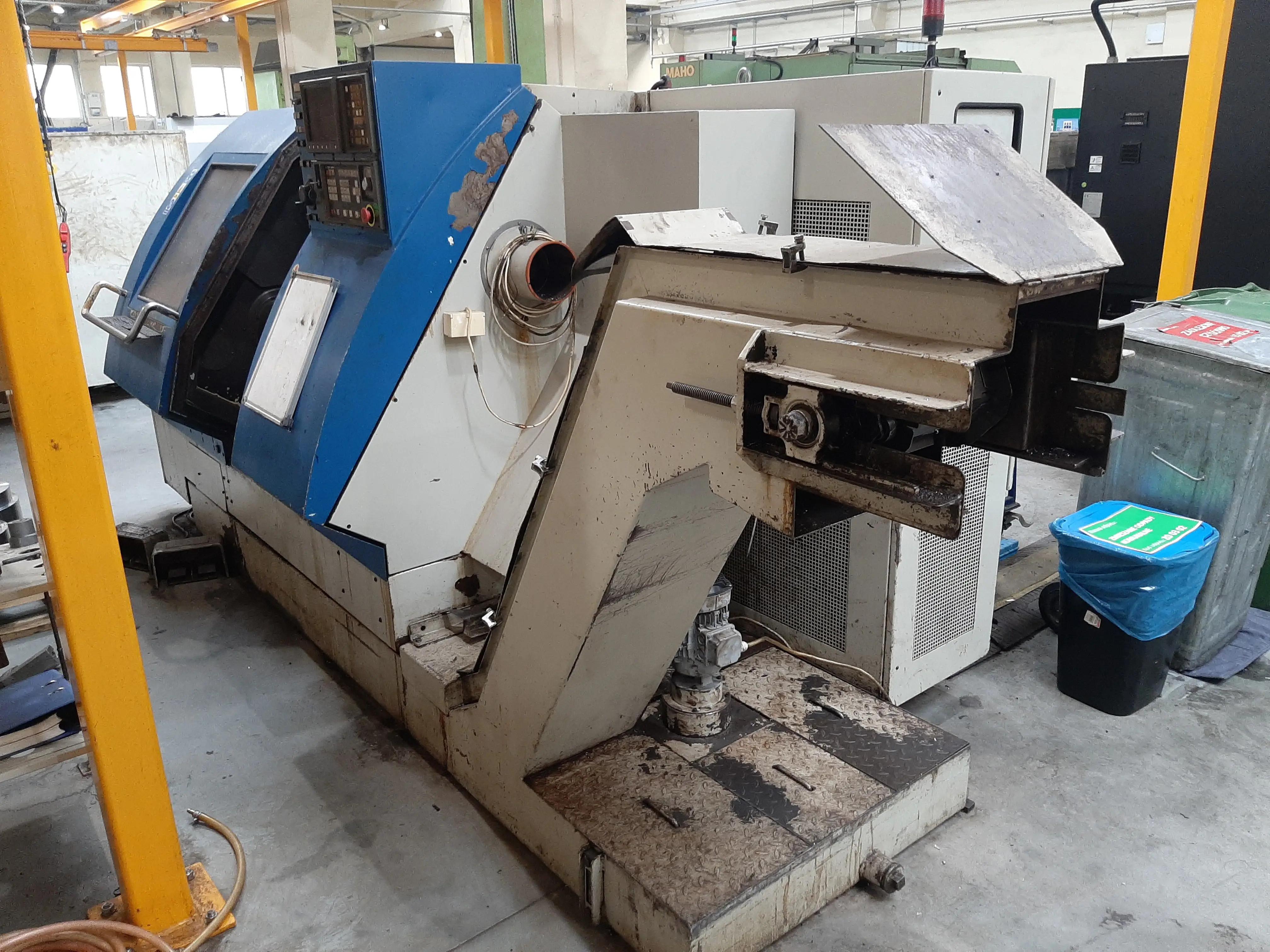 Tornio CNC FAMOT 400 in vendita - foto 4