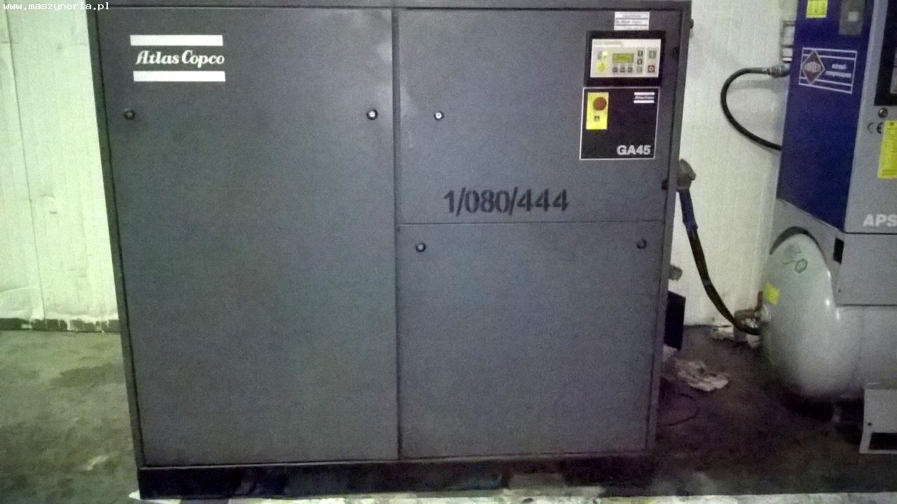 Compressore d'aria ATLAS COPCO GA45 in vendita - foto 1