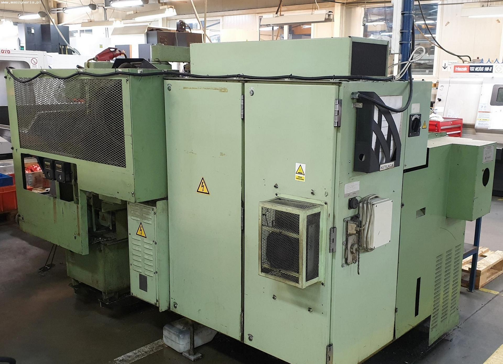Tornio CNC OKUMA LB 15 in vendita - foto 4
