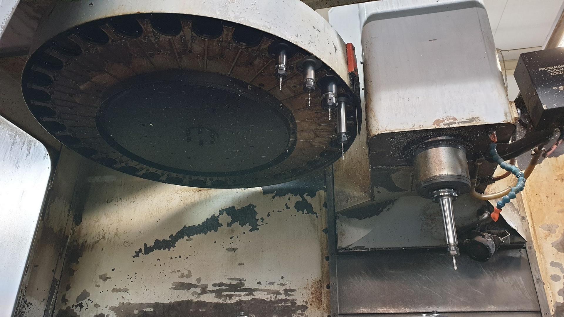 Centro di fresatura verticale HAAS MIKRON VCE 1250 in vendita - foto 4