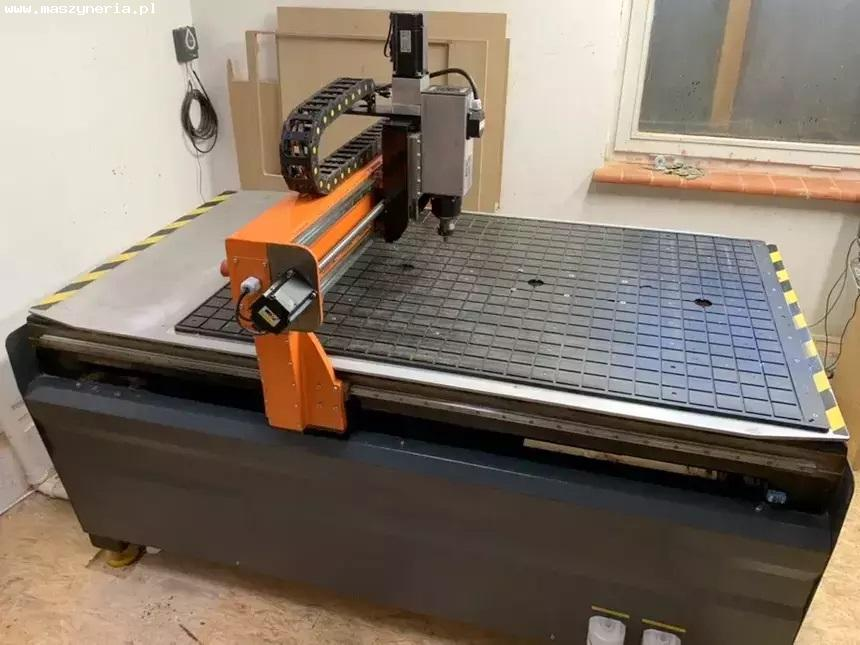 Fresatrice CNC 3D MLM Maschinenbau Luib Martin PLST in vendita - foto 2