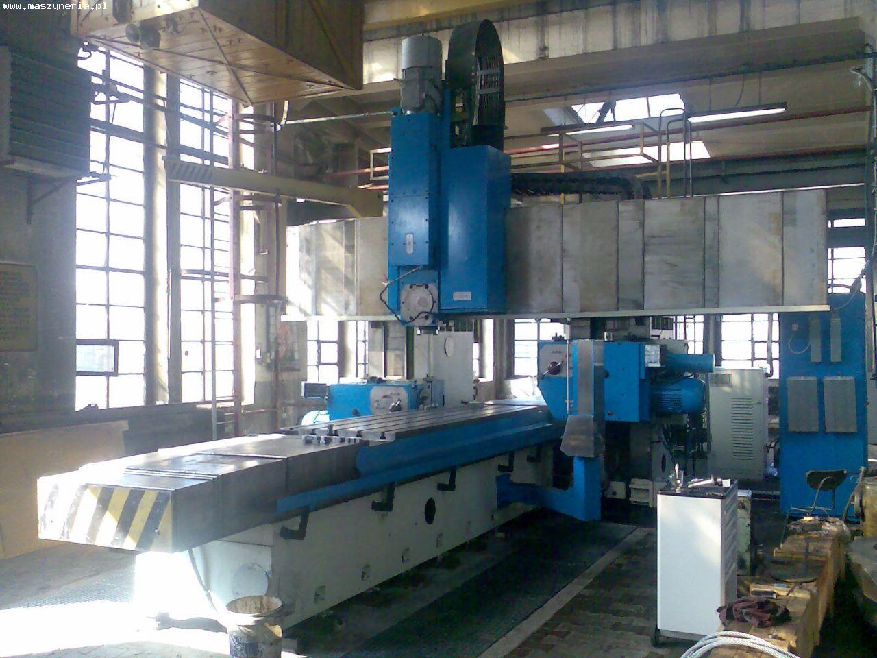 Fresatrice a portale CNC STANKOIMPORT 6M610F11 in vendita - foto 1