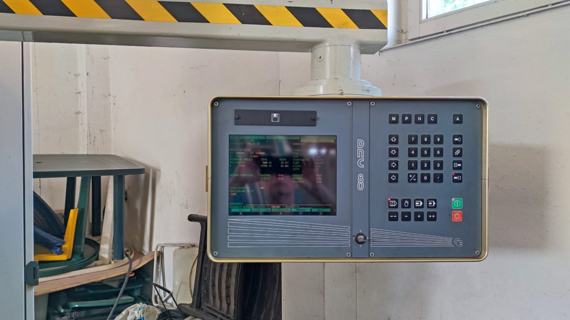 Pressa piegatrice idraulica CNC DURMA HAP 2580 in vendita - foto 3