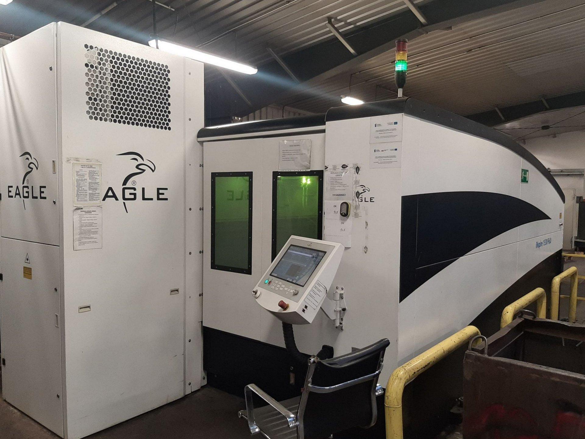 Laser fibra EAGLE INSPIRE 1530 F6.0 in vendita - foto 1