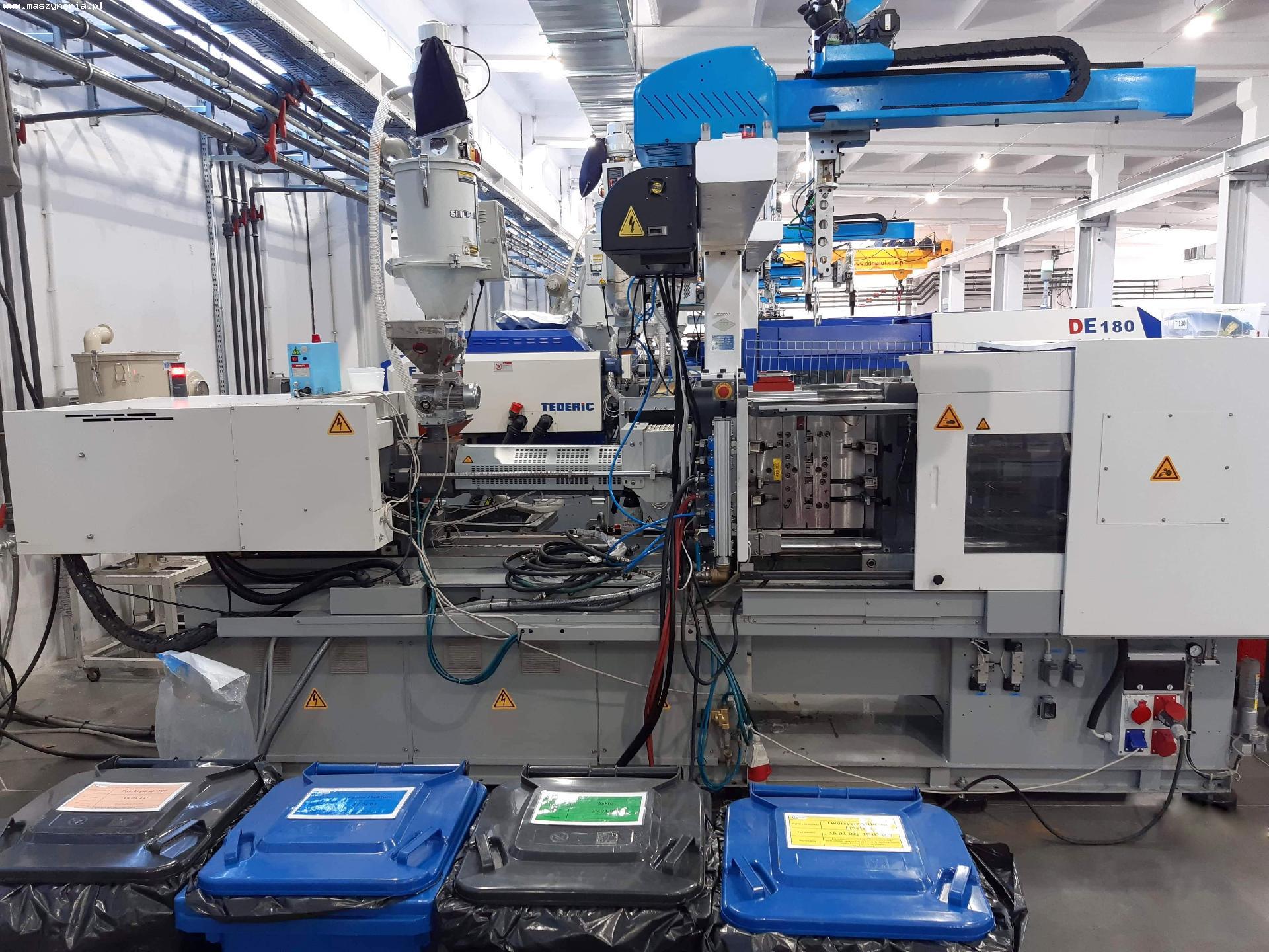 TOYO MACCHINE SI-130-6 iniezione plastica macchina in vendita - foto 4