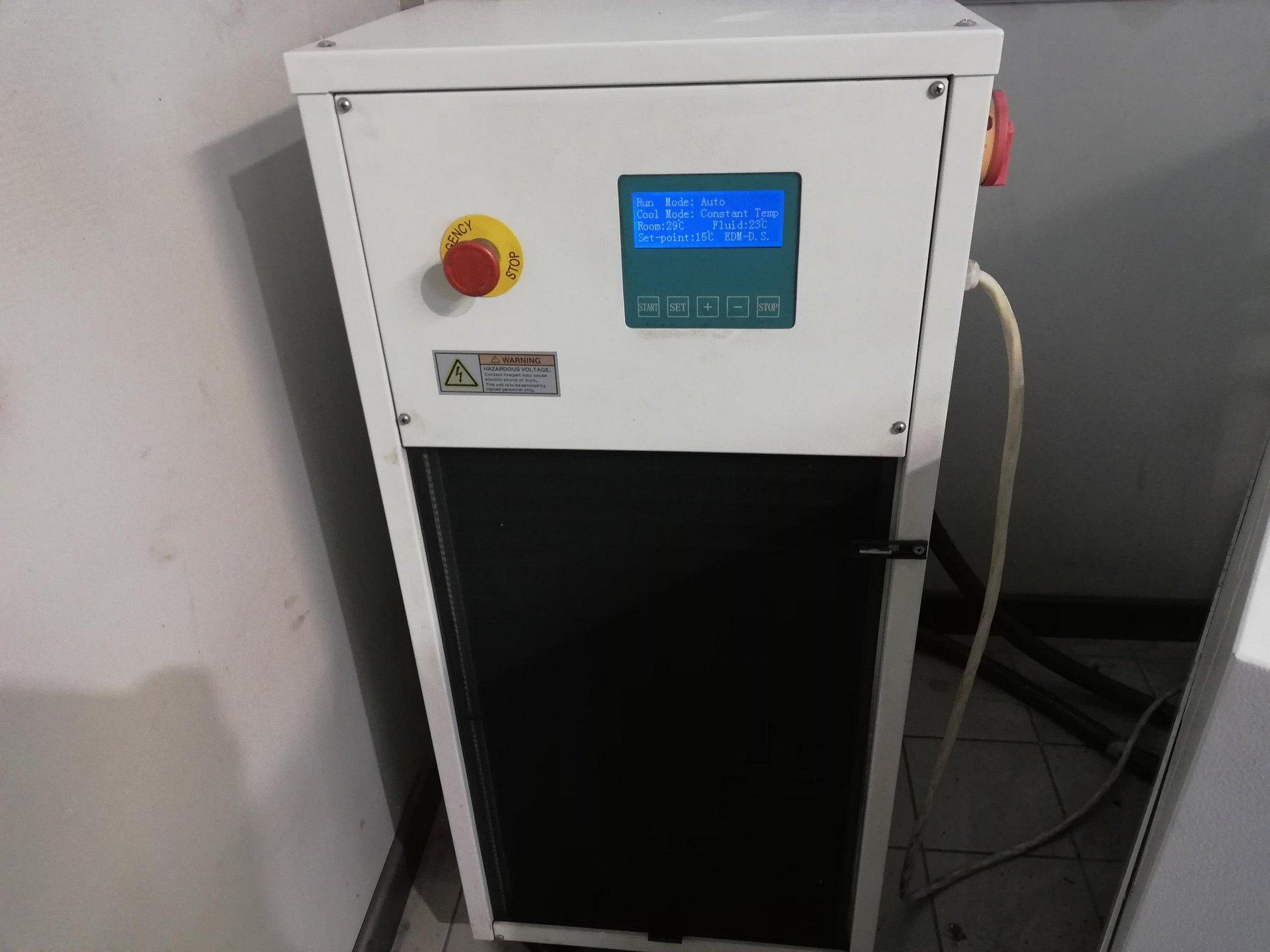 Elettroerosione a tuffo AGIE CHARMILLES FORM 20 in vendita - foto 8