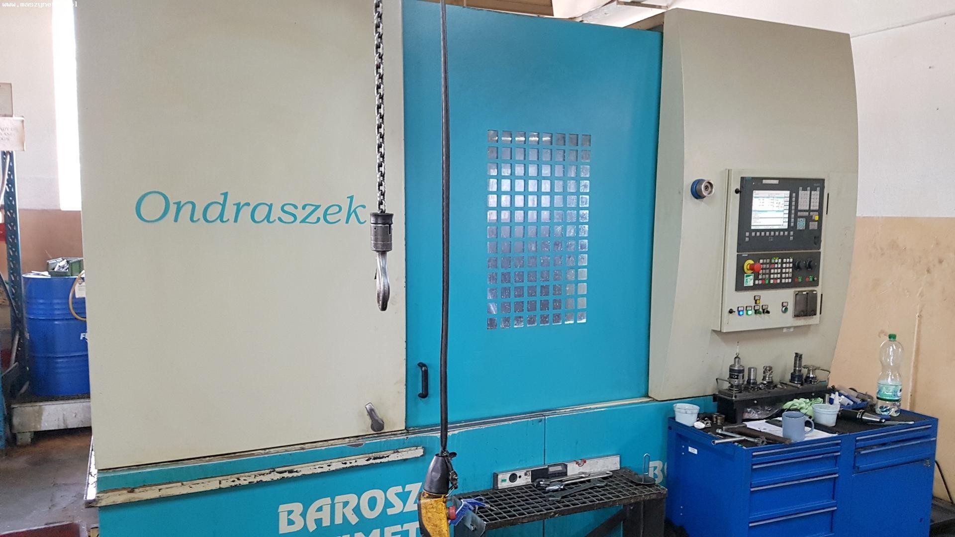 Centro di fresatura verticale BAROSZ GWIMET ONDRASZEK in vendita - foto 1