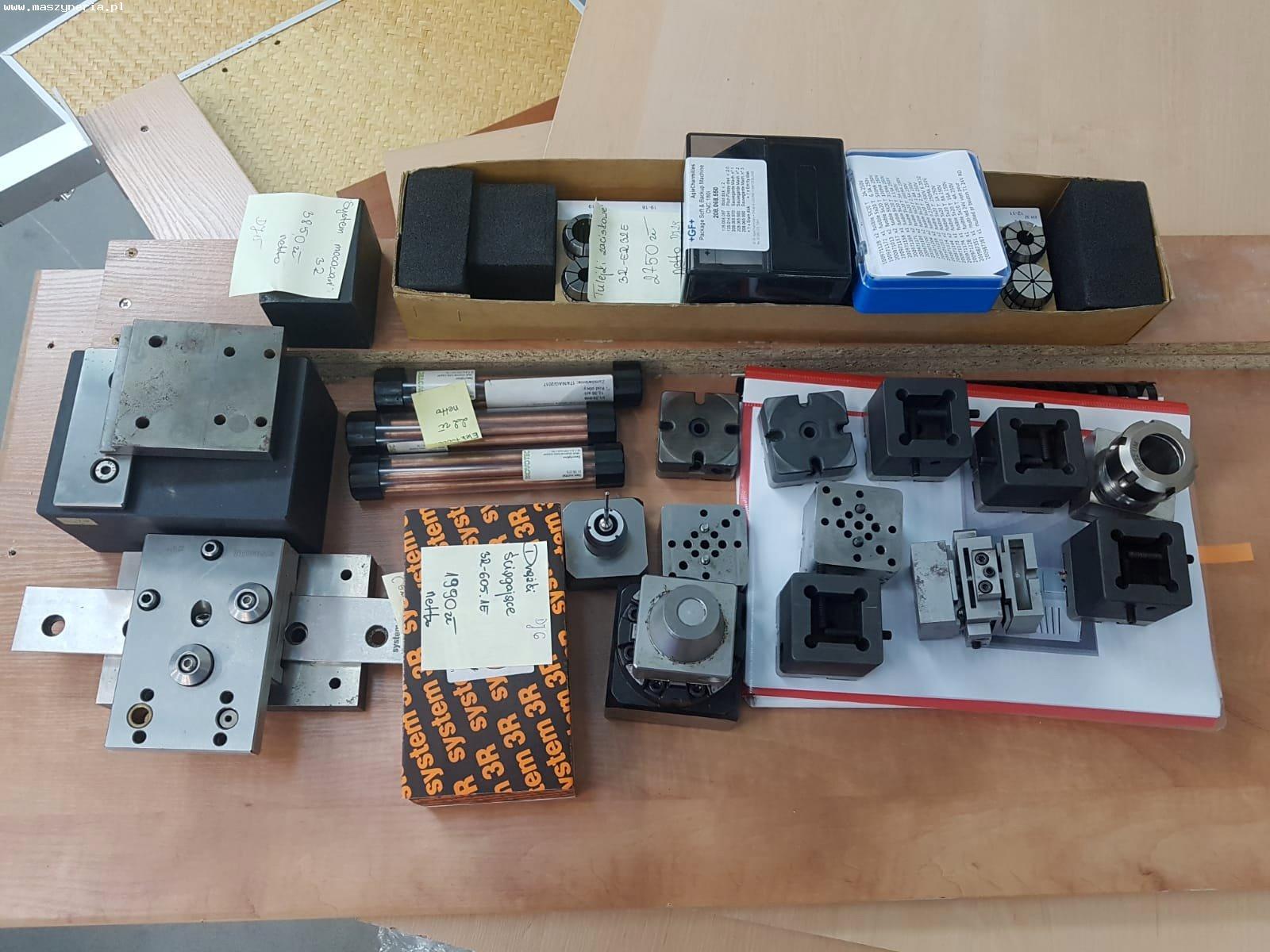 Elettroerosione a tuffo AGIE CHARMILLES FO 350 MS in vendita - foto 11