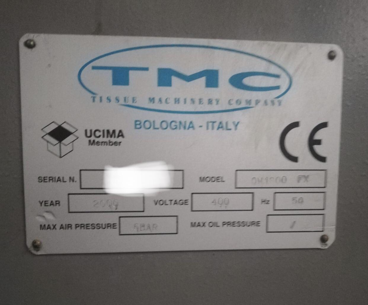 Linea completata produzione carta igienica in vendita - foto 4