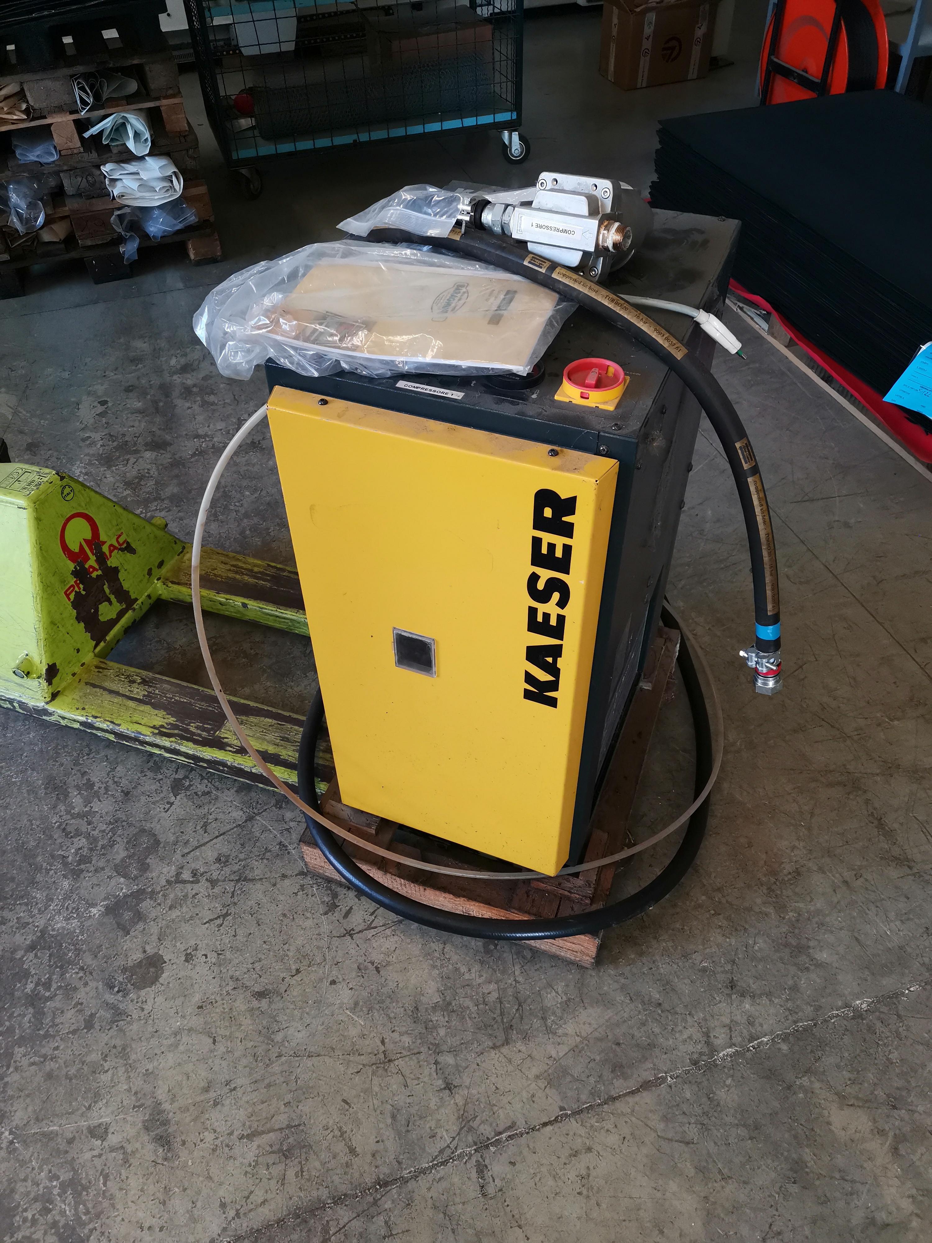 Essiccatore kaeser tch 22 in vendita - foto 1