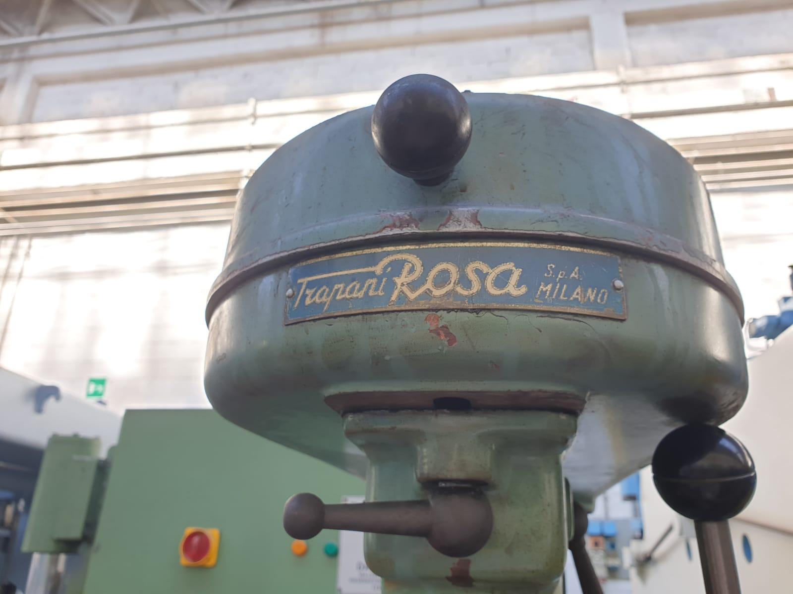 TRAPANO A COLONNA ROSA PUNTA 25 in vendita - foto 3