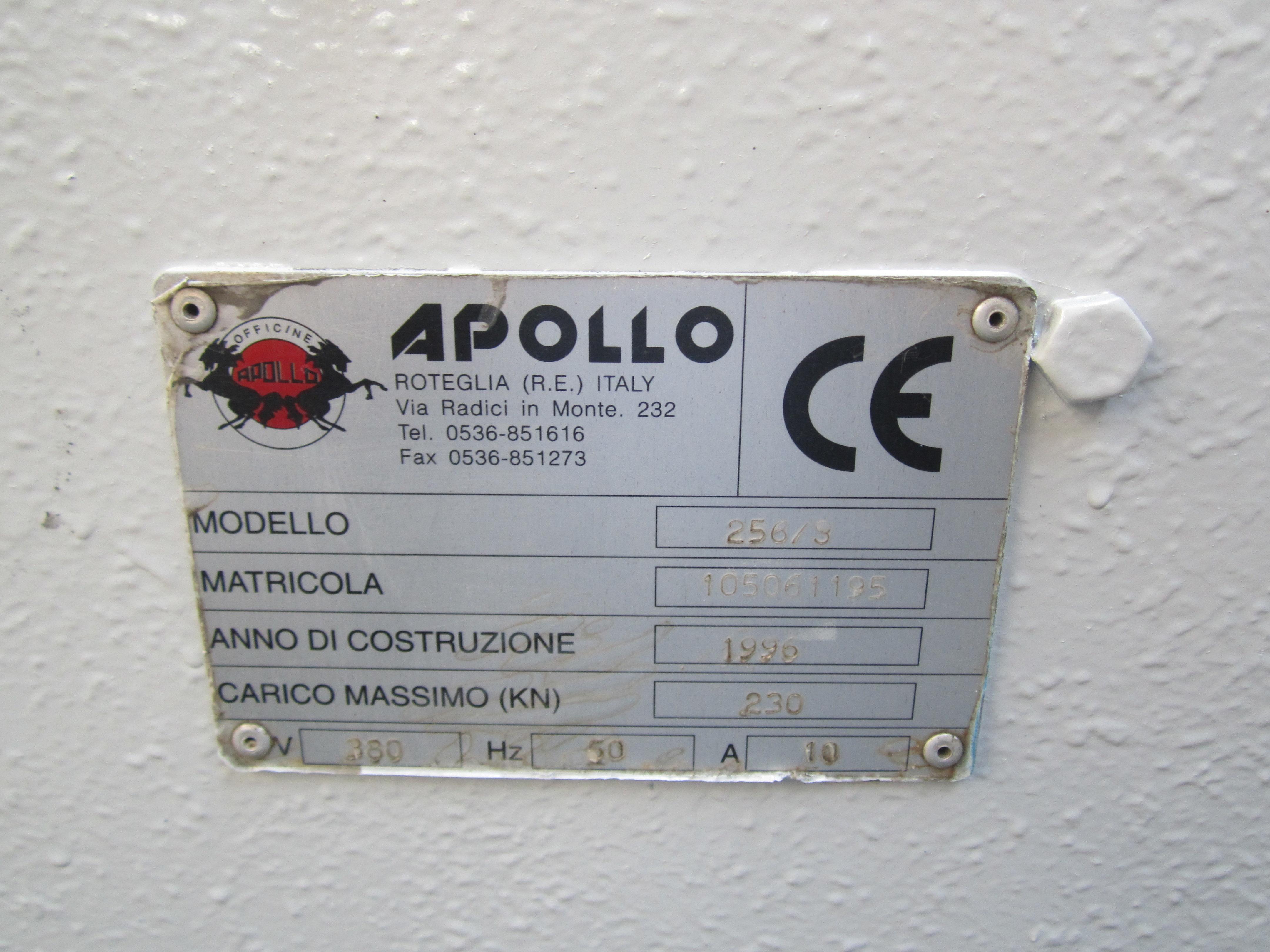 SCANTONATRICE APOLLO  ANGOLO VARIABILE   in vendita - foto 9