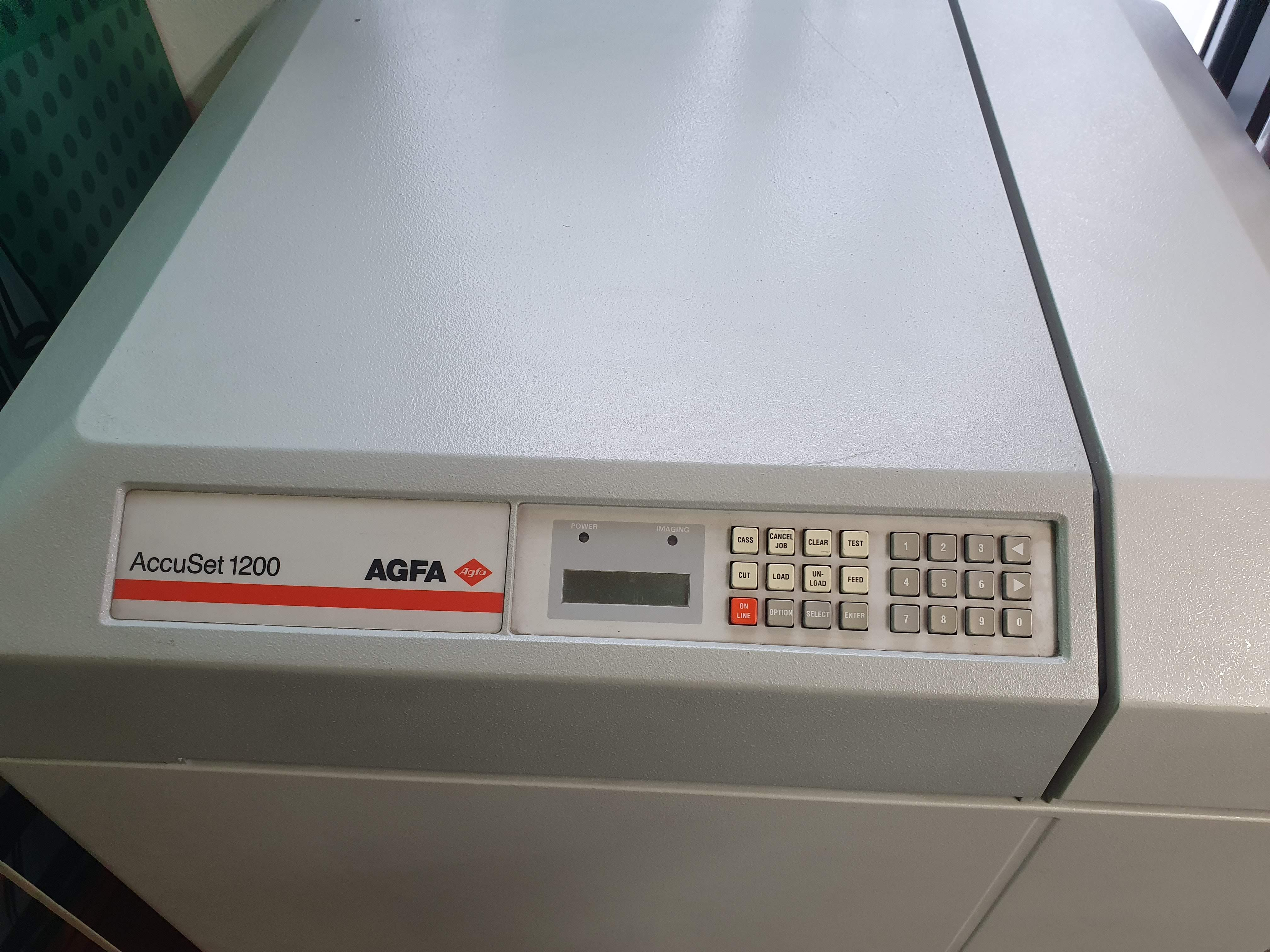 FotoUnità AGFA AccuSet 1200 in vendita - foto 3