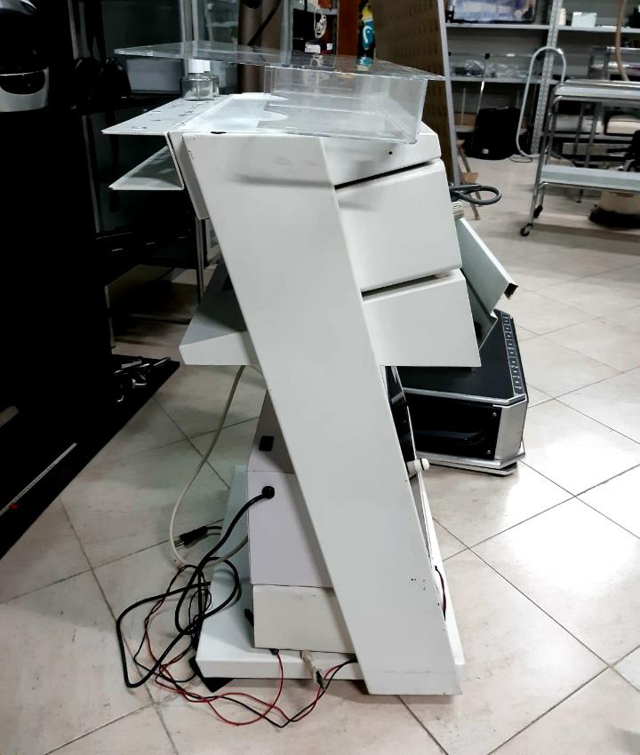 Carrello elettrificato a 3 piani in vendita - foto 2