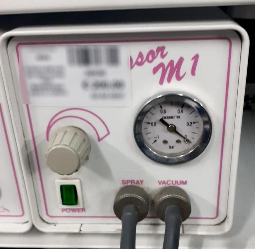 Euracom Vacuumassor M1 in vendita - foto 1