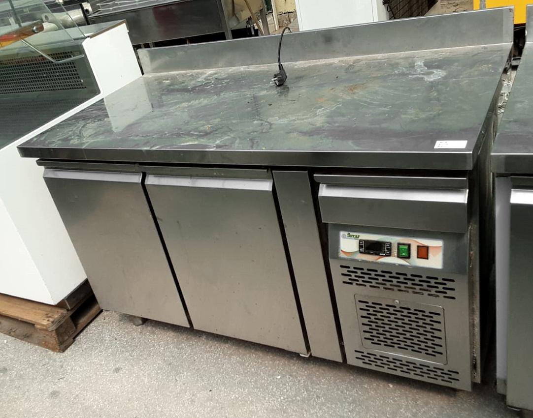 Bancone refrigerato Forcar a 2 ante in vendita - foto 1
