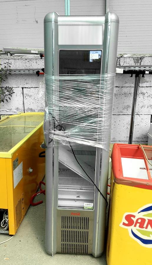 Vetrina frigo verticale per bibite in vendita - foto 1