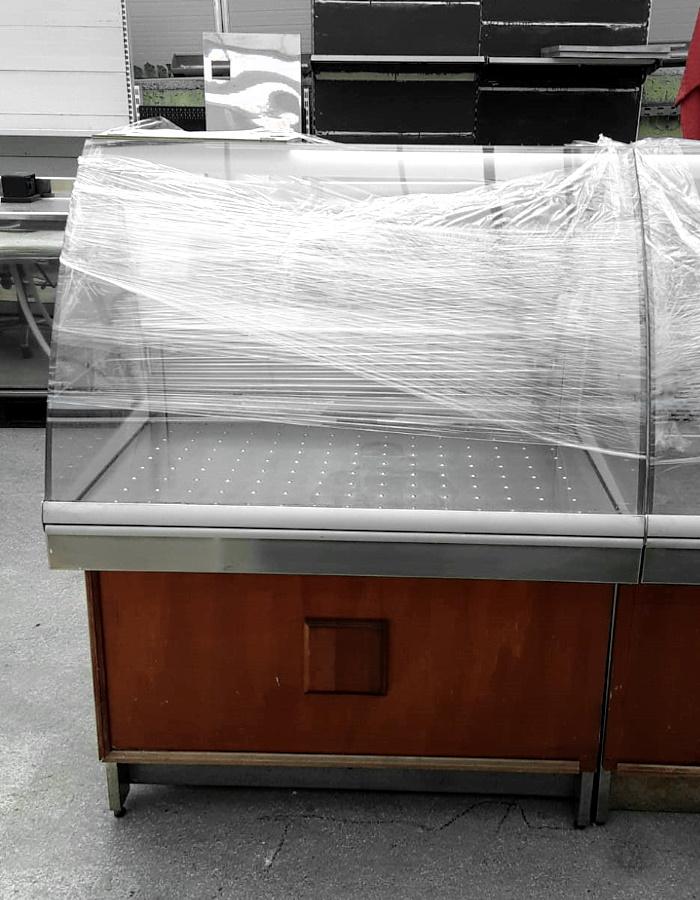 Vetrina calda espositiva marca BRX in vendita - foto 2