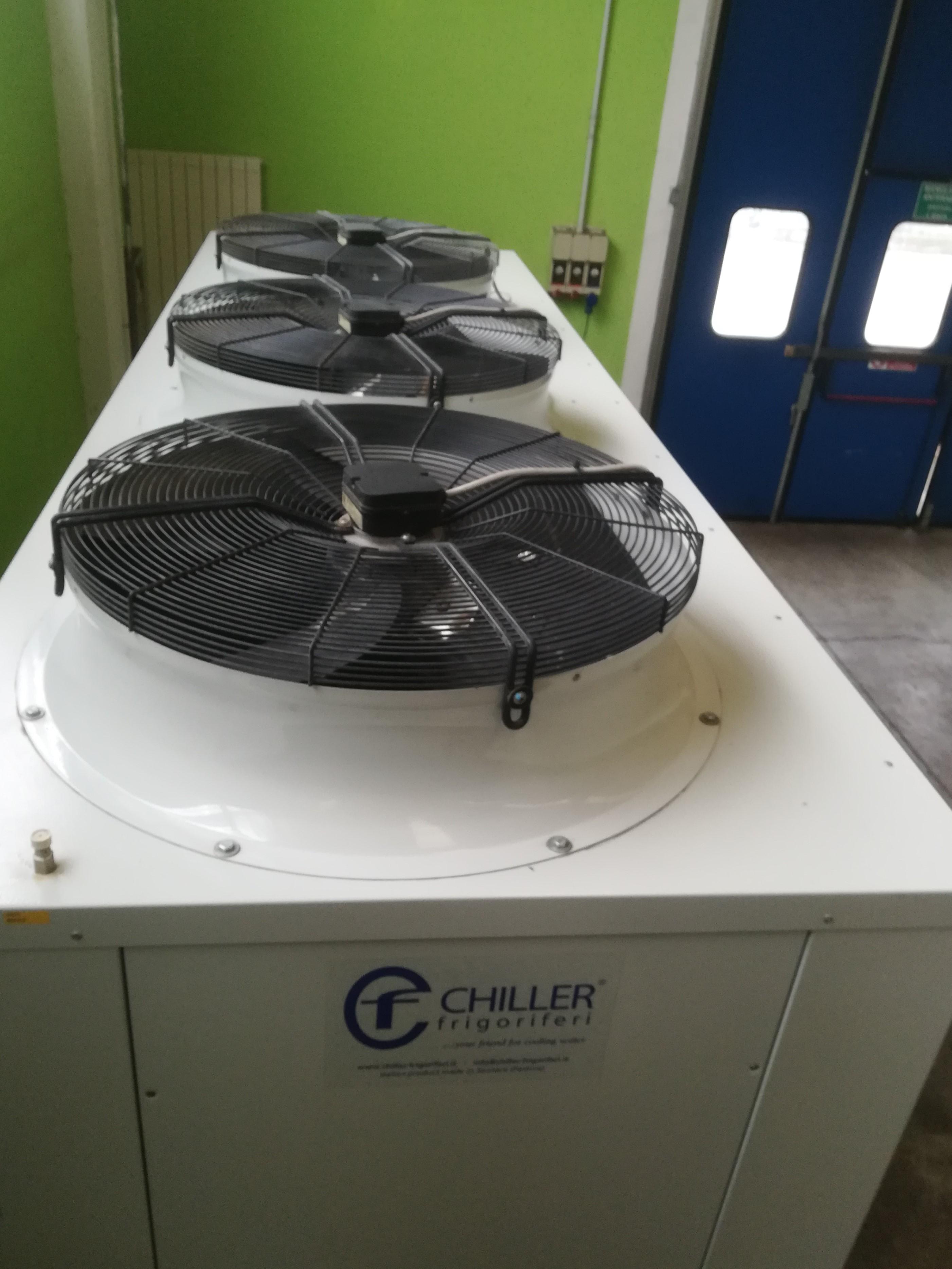 Chiller Frigoriferi CFA S P-B ST 110.2 MB in vendita - foto 5