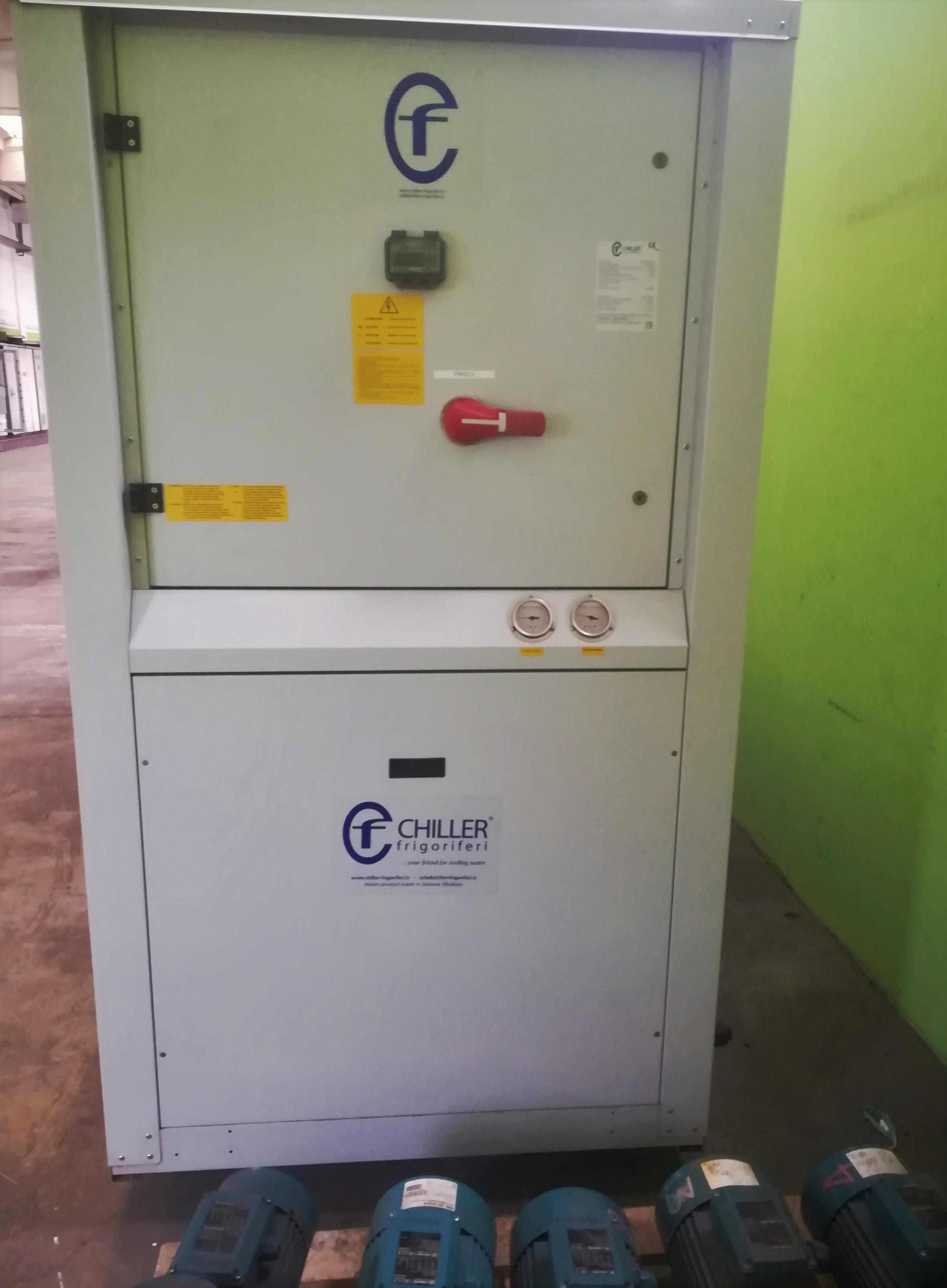 Chiller Frigoriferi CFA S P-B ST 110.2 MB in vendita - foto 4