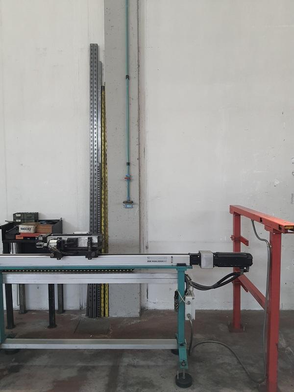 LINEA PUNZONATURA TUBI APOLLO TWIN in vendita - foto 4