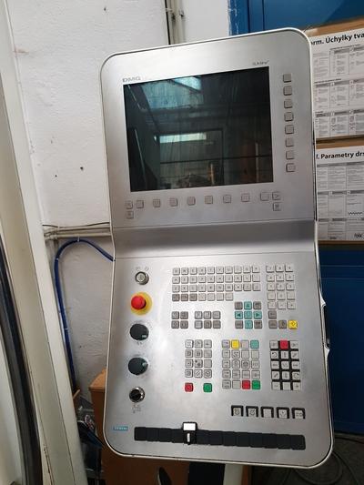 Centri di lavoro verticale DMU 50 Eco in vendita - foto 3