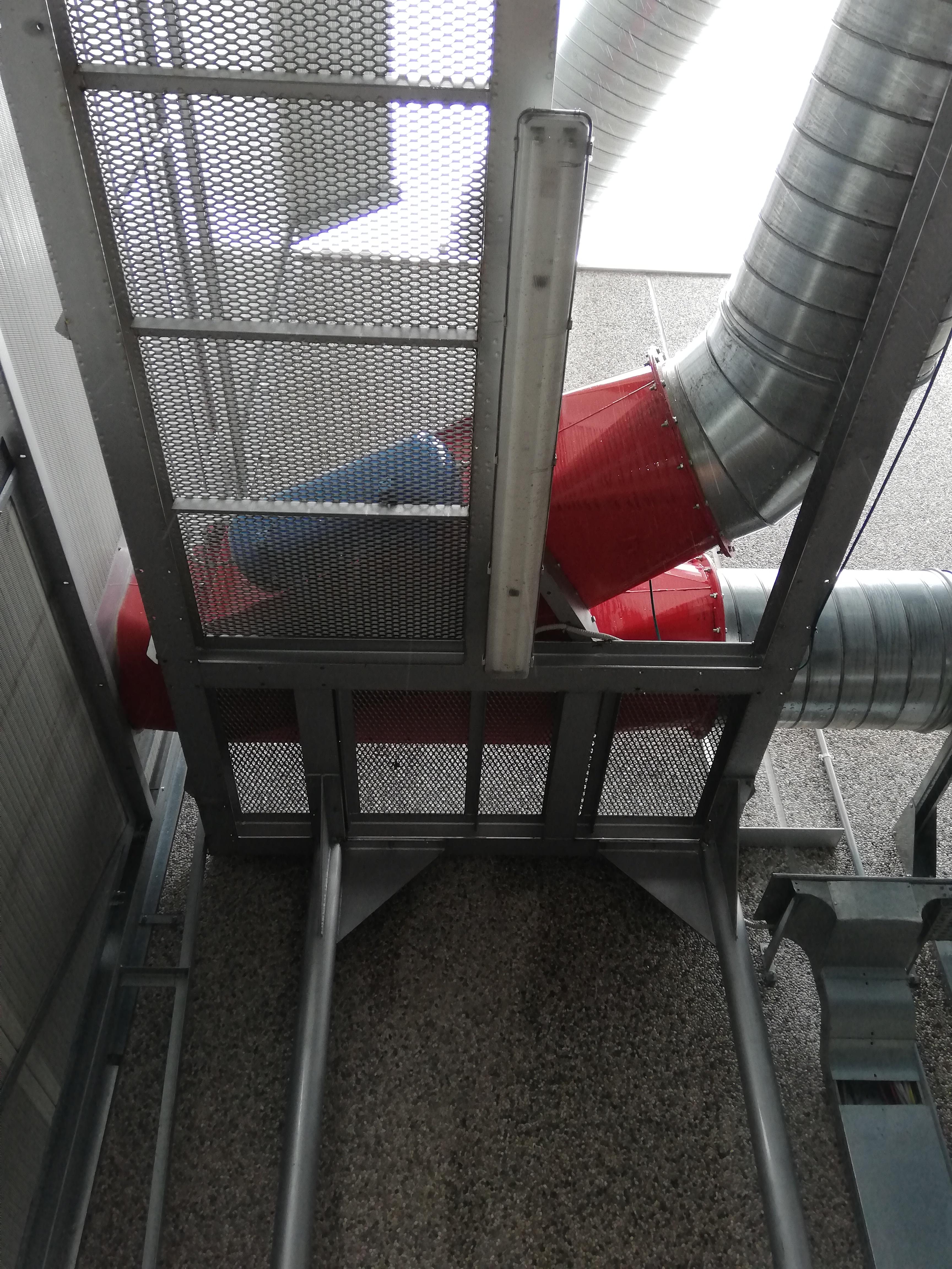Impianto di aspirazione e filtrazione polveri  in vendita - foto 5