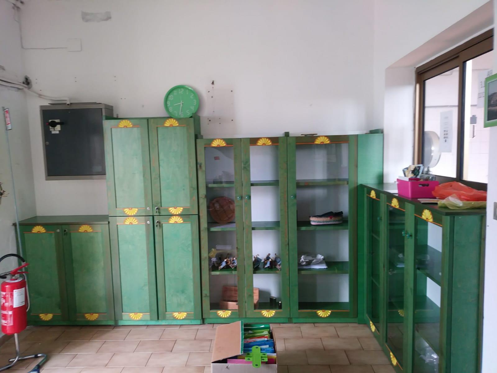 Arredo ufficio artigianale in vendita - foto 2