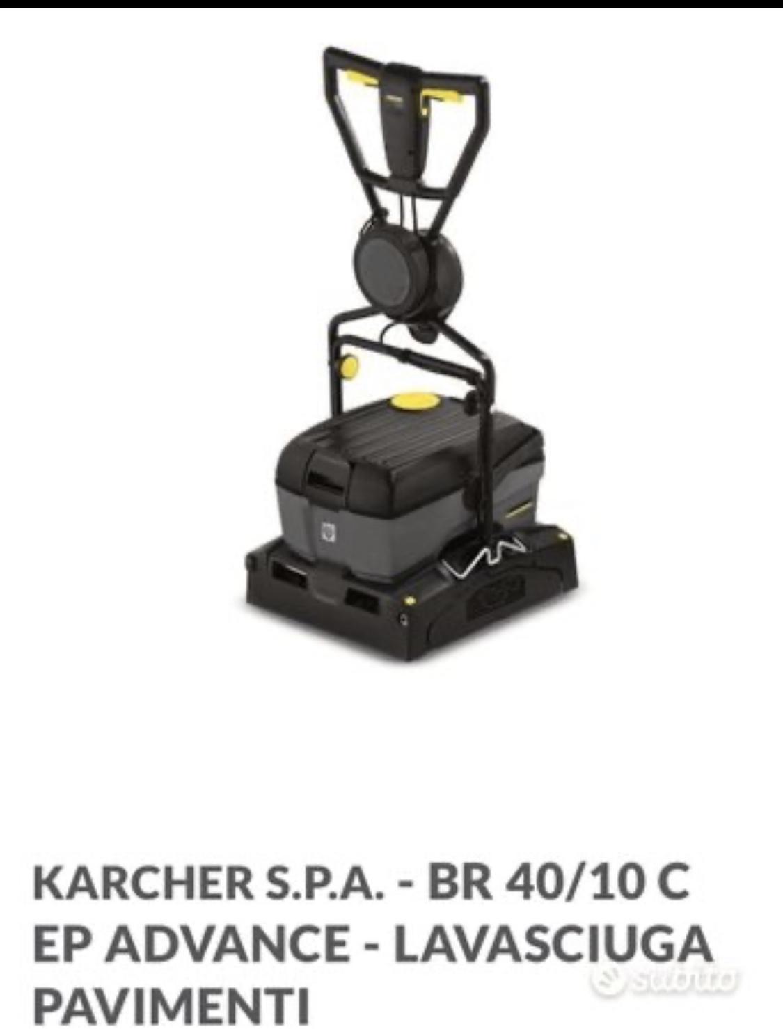Lavasciuga pavimenti professionale  in vendita - foto 1