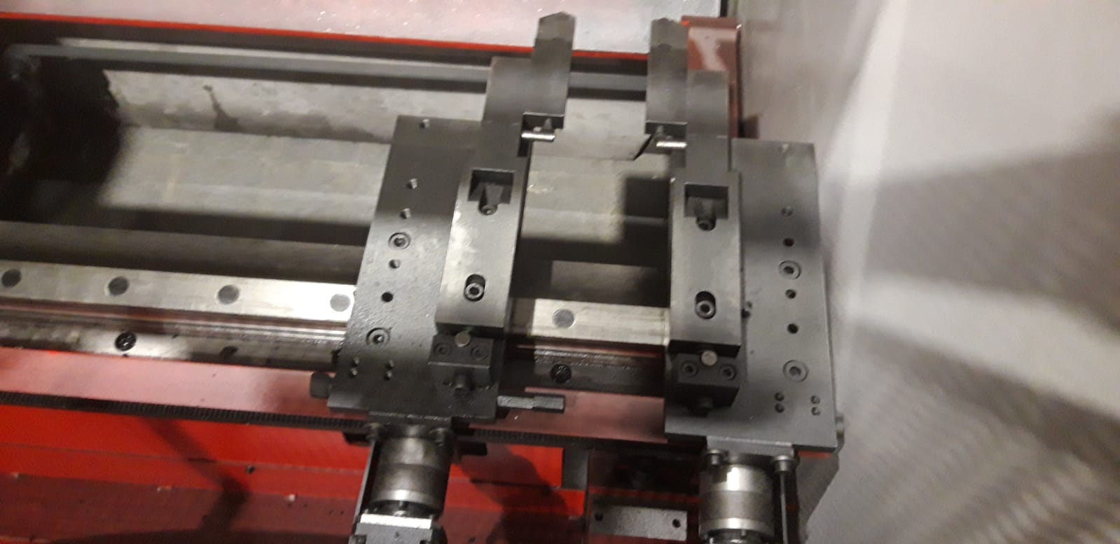 Pressa piegatrice idraulica Beyeler pr6 60/20 in vendita - foto 2