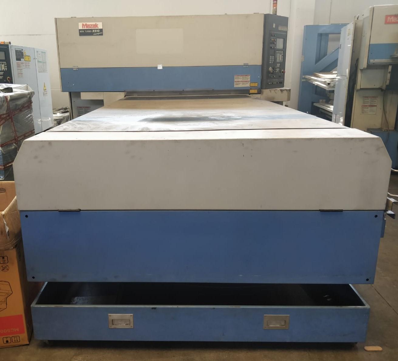 Taglio laser Mazak New Turbo X 510 in vendita - foto 3