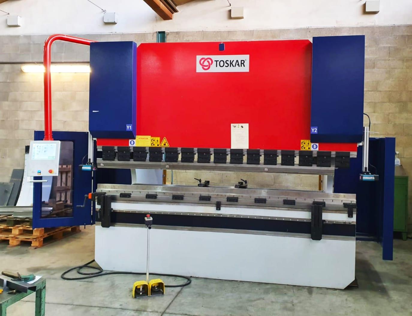 Piegatrice idraulica Toskar, easyfar 3100 x 175  in vendita - foto 1