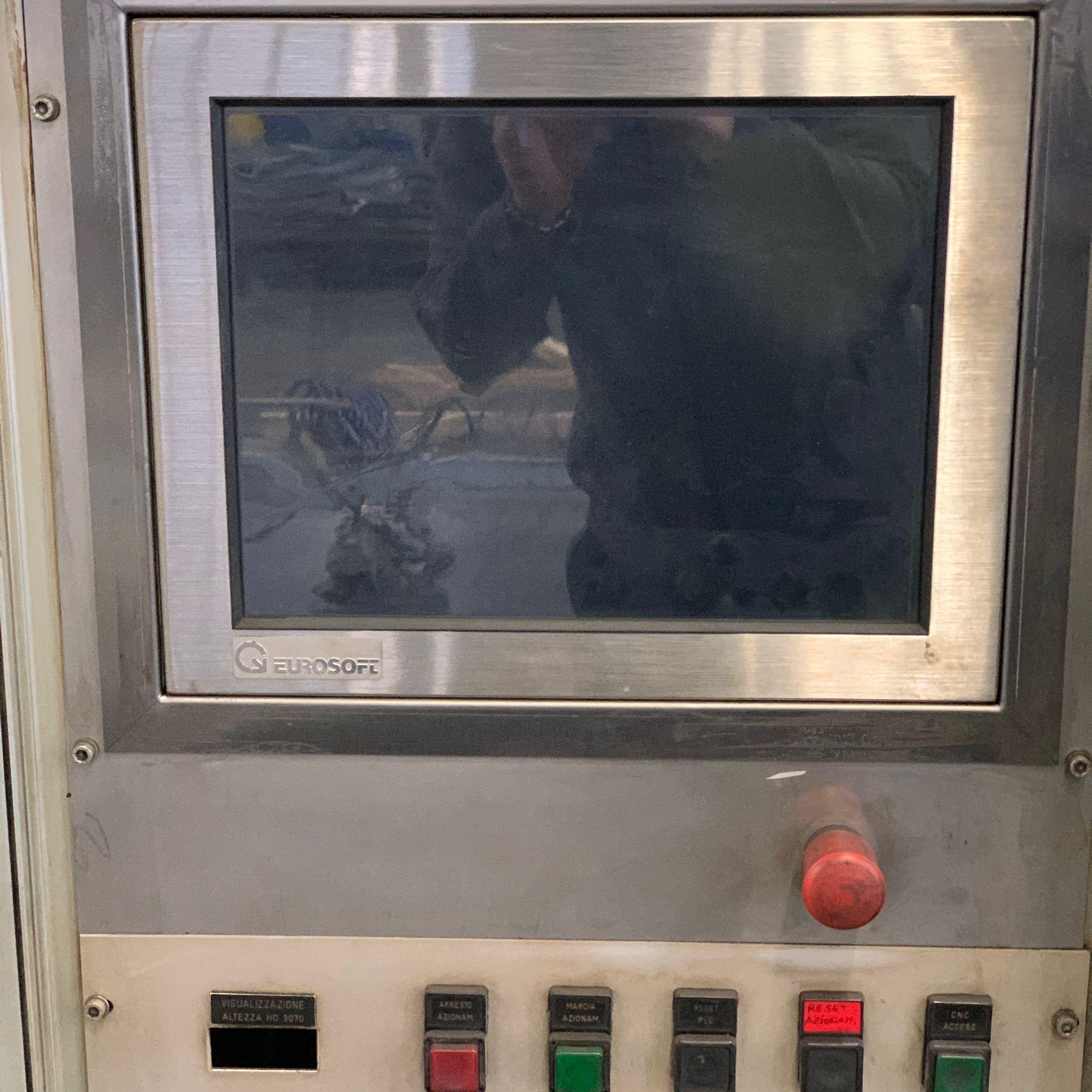 Taglio plasma CMR 12000 x 2500 mm 260 amp in vendita - foto 3