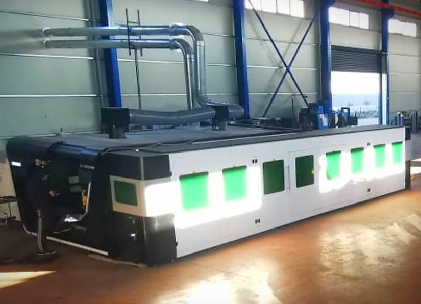 Impianto Taglio Laser Fibra 3015 P in vendita - foto 3