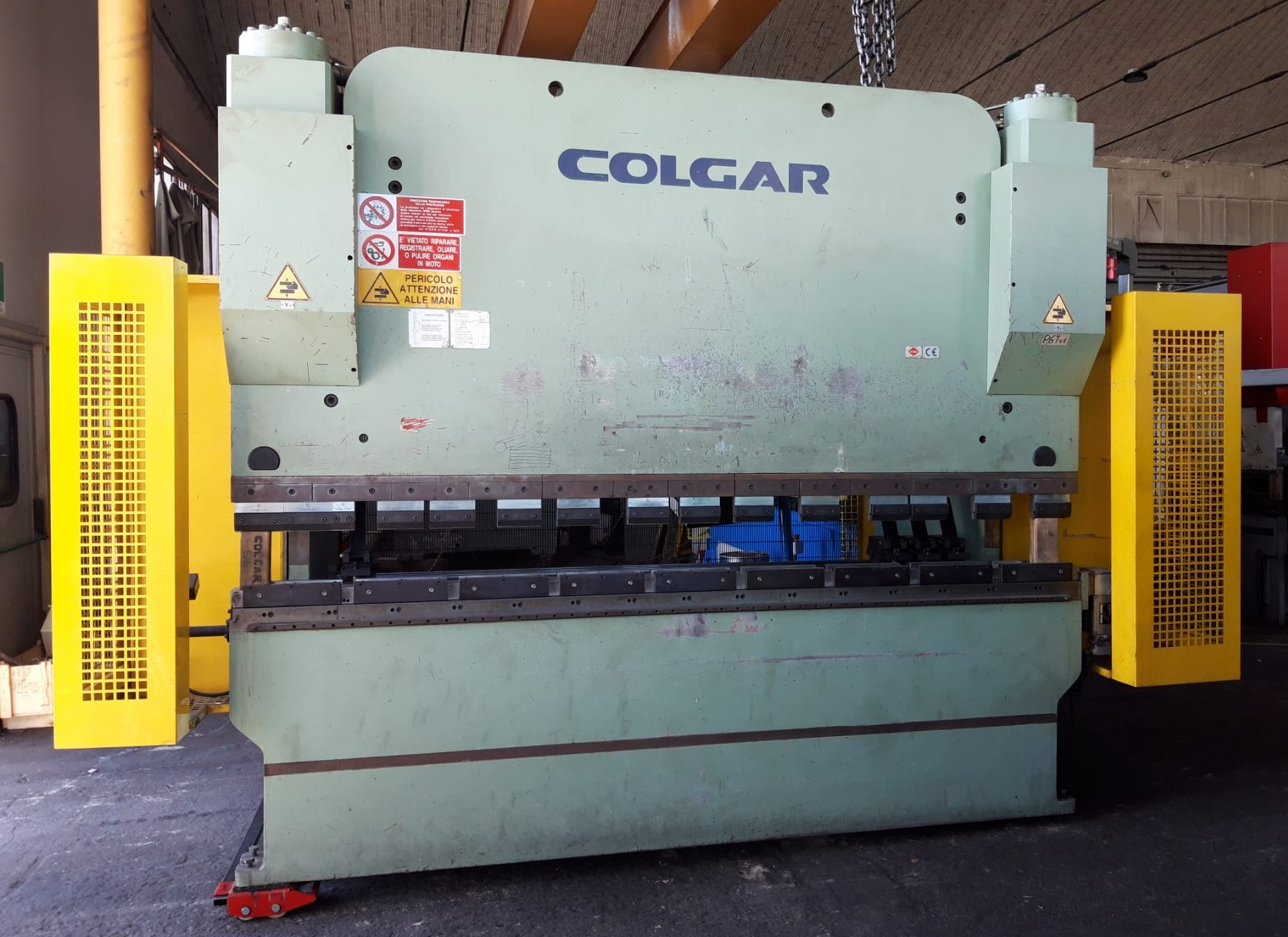 Piegatrice sincronizzata Colgar pis 1026/32 in vendita - foto 6