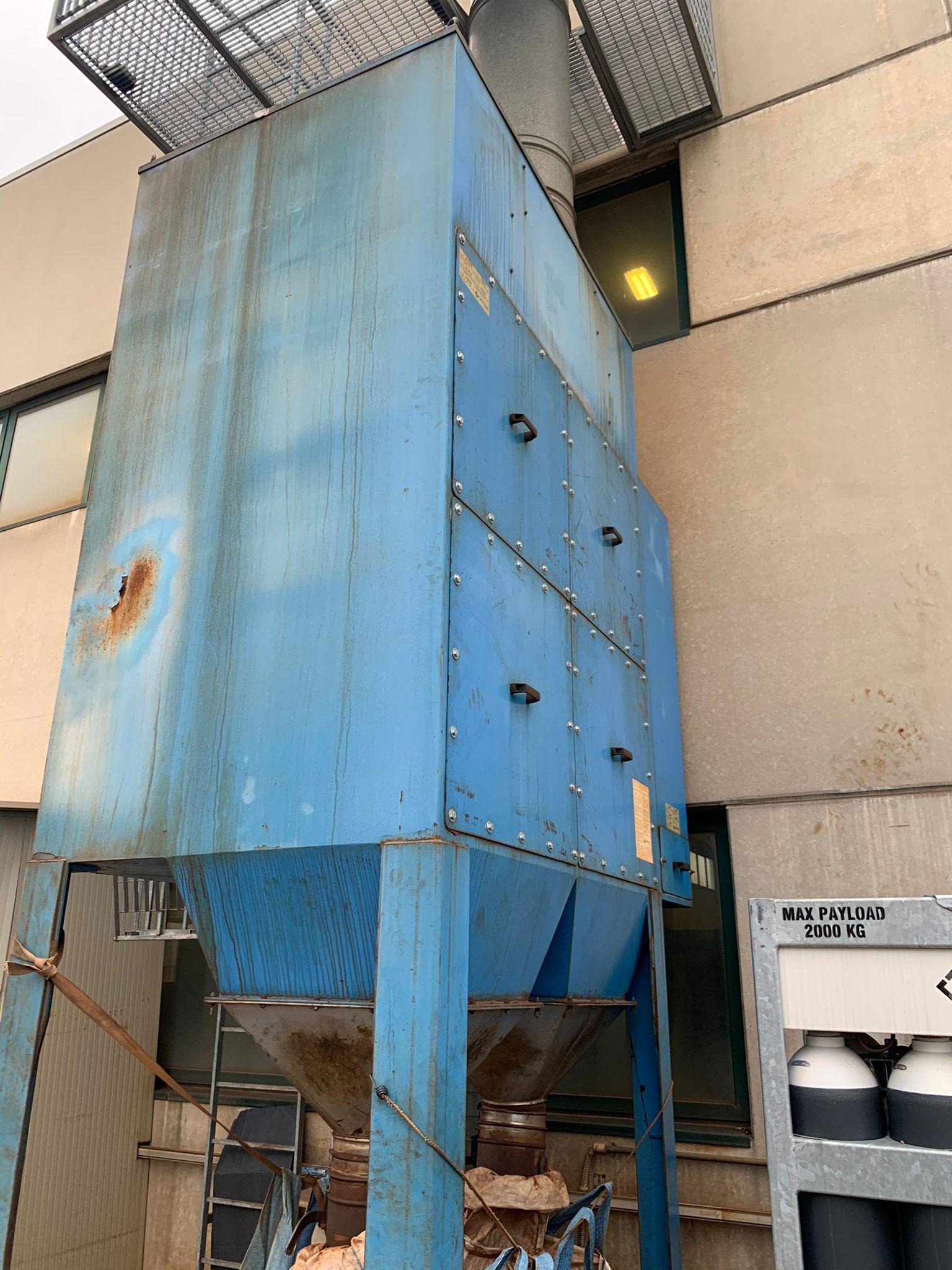 Taglio plasma CMR 12000 x 2500 mm 260 amp in vendita - foto 2
