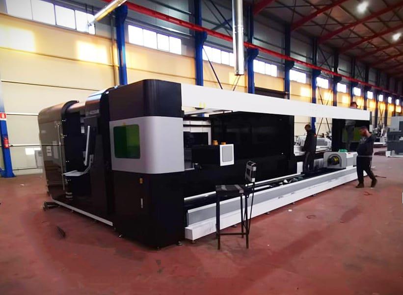 Impianto Taglio Laser Fibra 3015 P in vendita - foto 4
