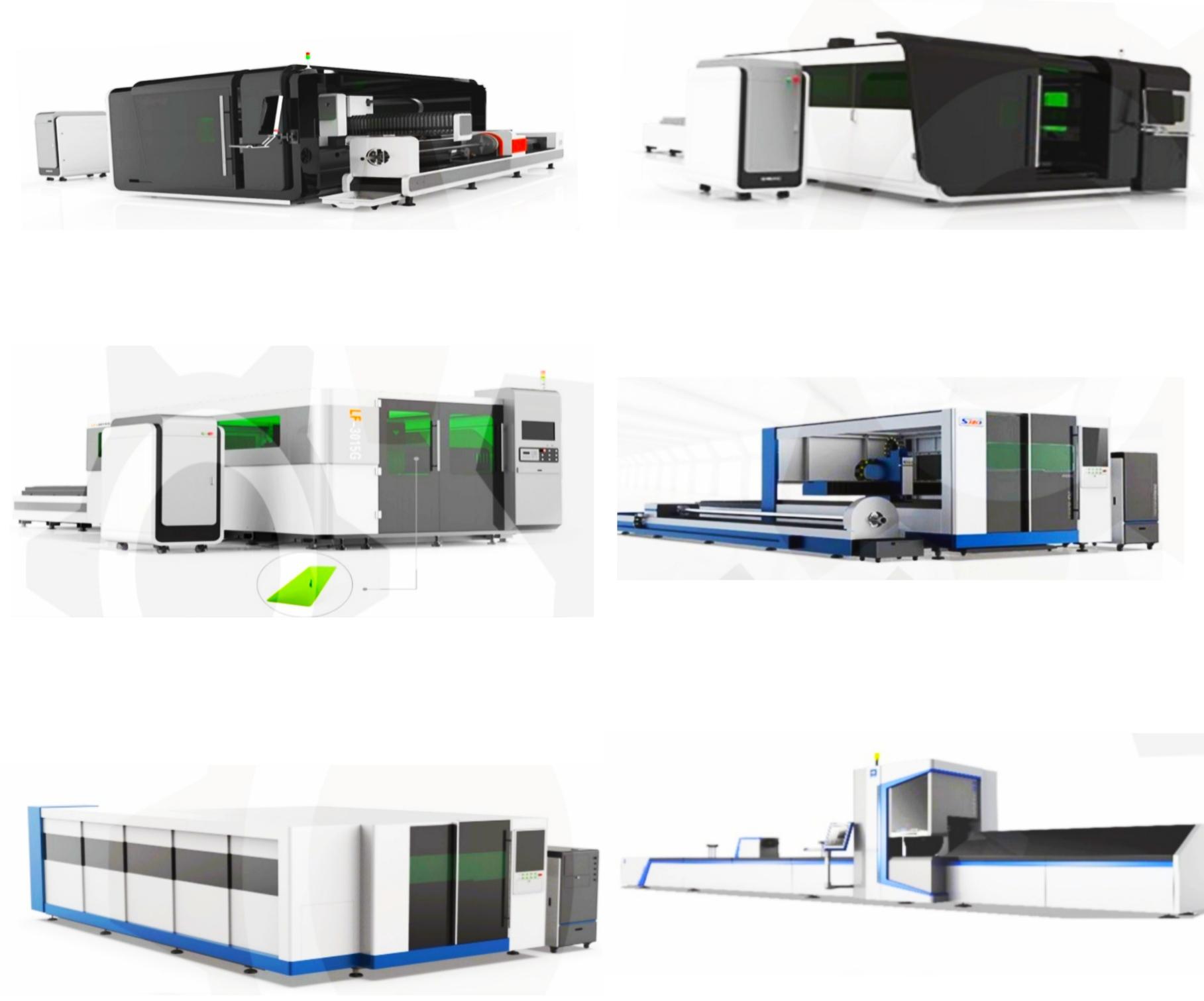 Taglio laser fibra in vendita - foto 6