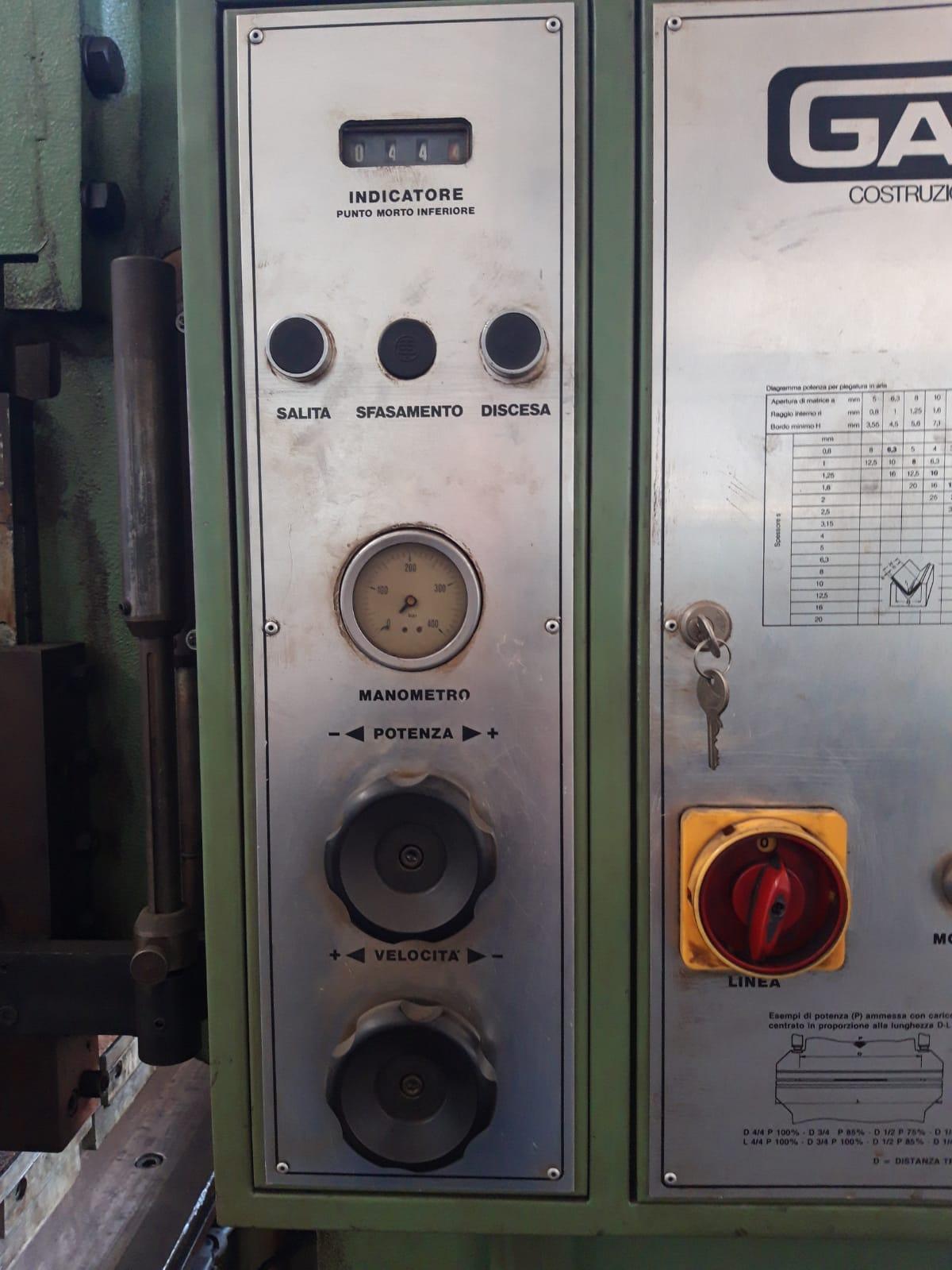 Piegatrice Idraulica GASPARINI Poa 40 in vendita - foto 2