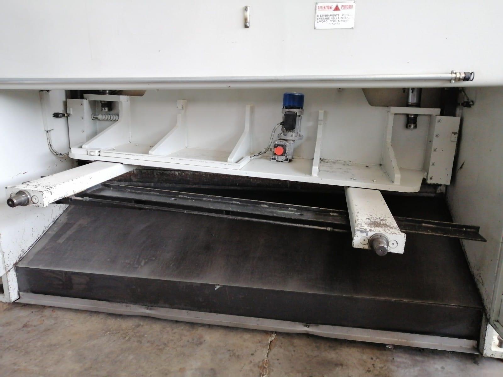 Cesoia idraulica IMAL mod. CCOSI 3000 mm x 10 mm in vendita - foto 2