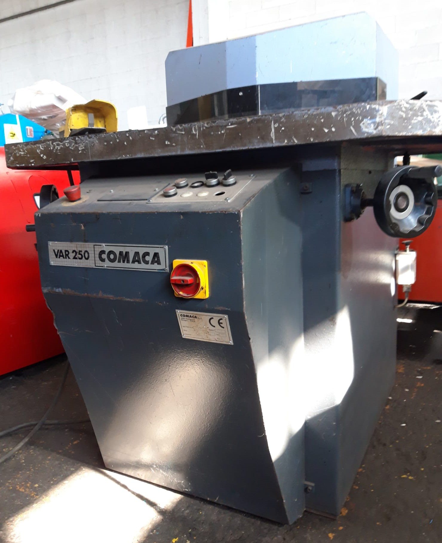 Scantonatrice idraulica Comaca var 250 in vendita - foto 2