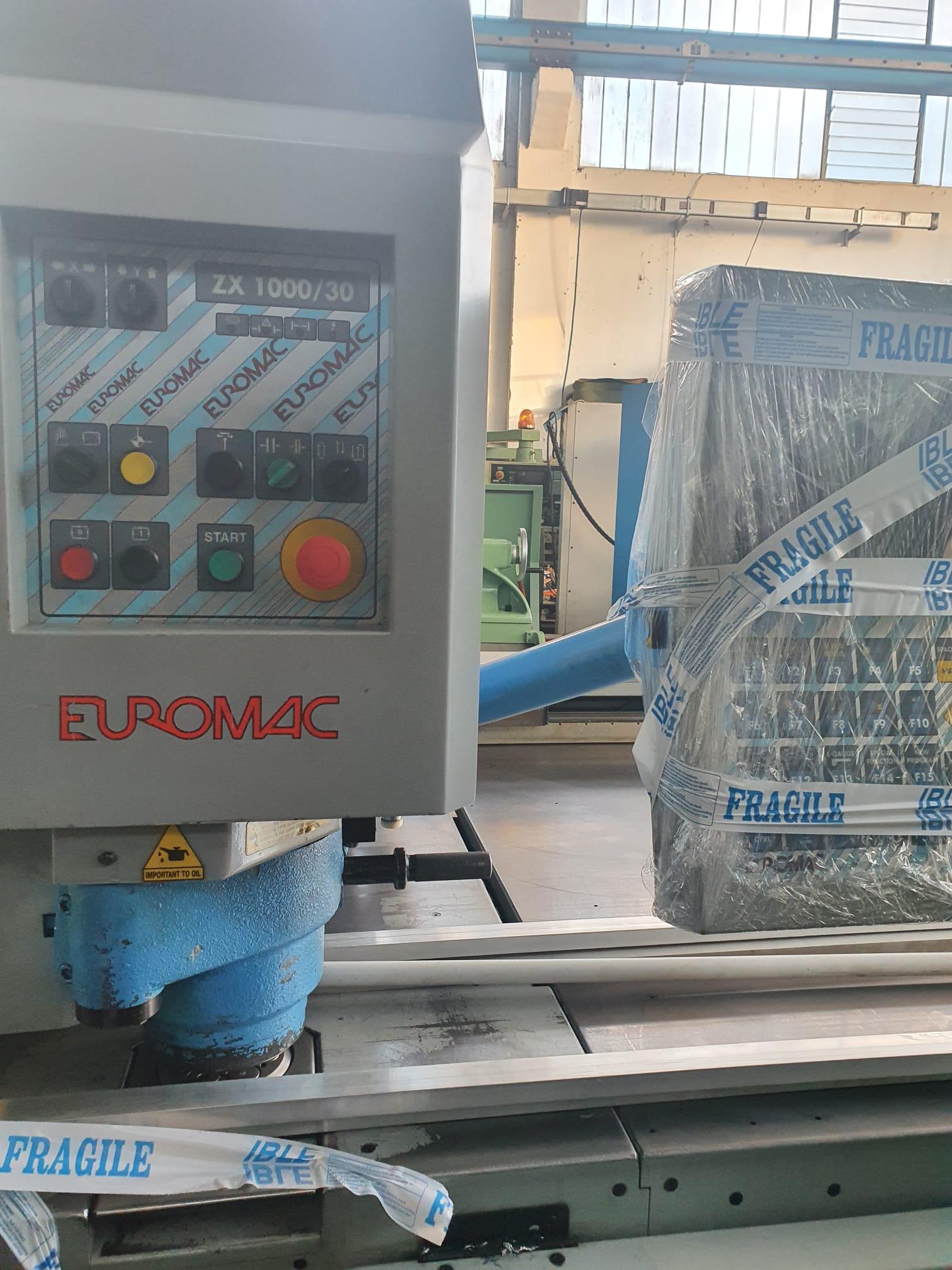 Punzonatrice CNC Euromac modello ZX 1000/30 in vendita - foto 3